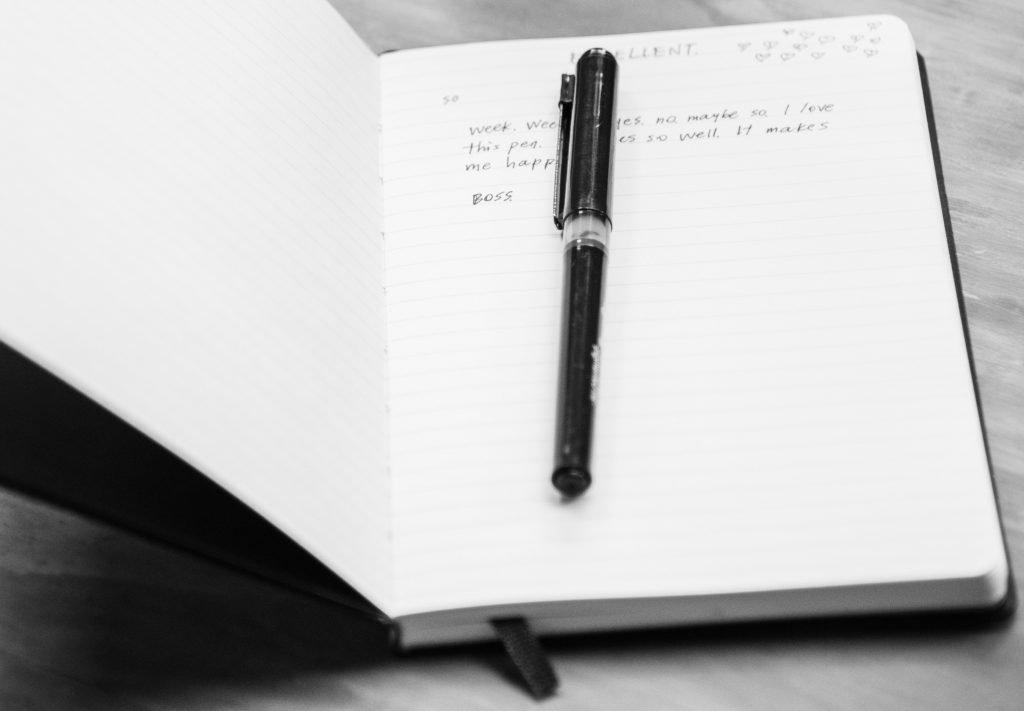 Blog Information Design