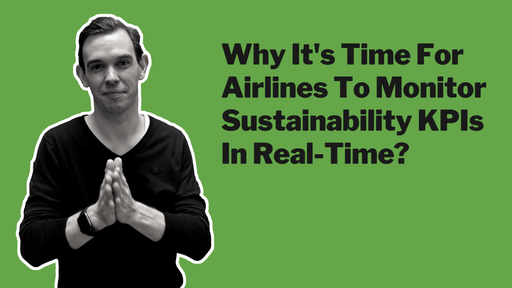 Airlines Sustainability