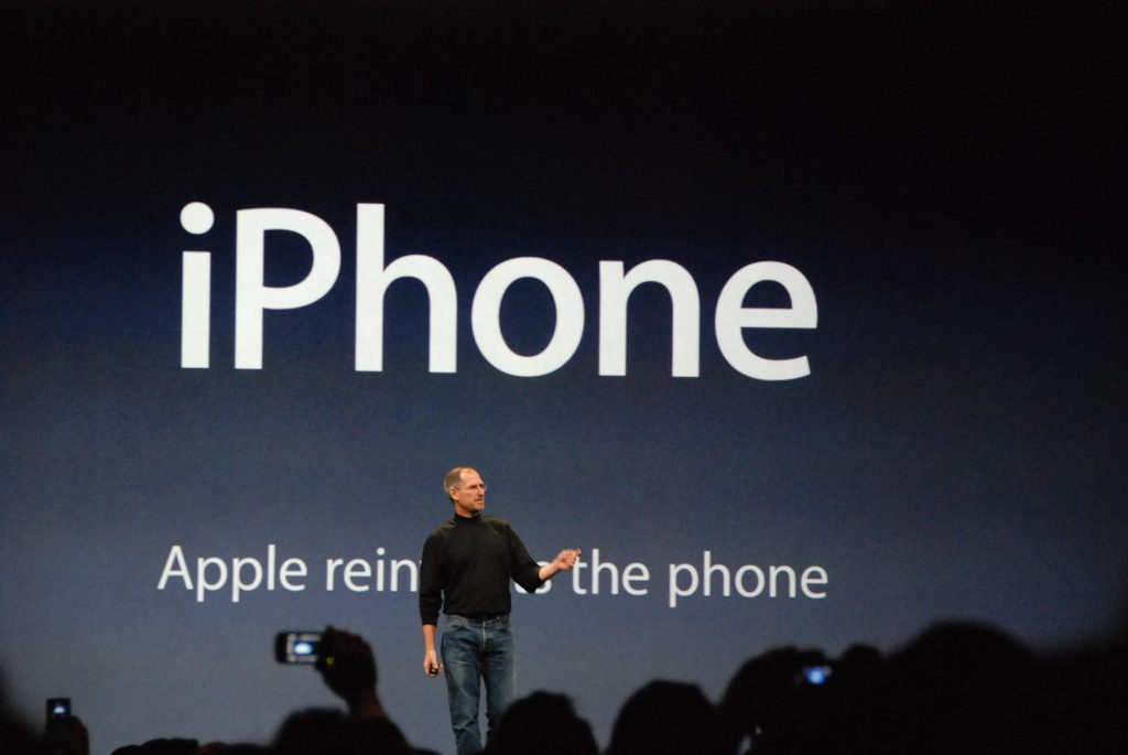 Introducing the iPhone