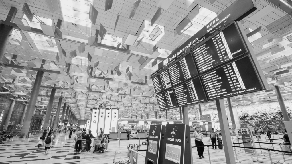 Featured image on improving airline punctuality