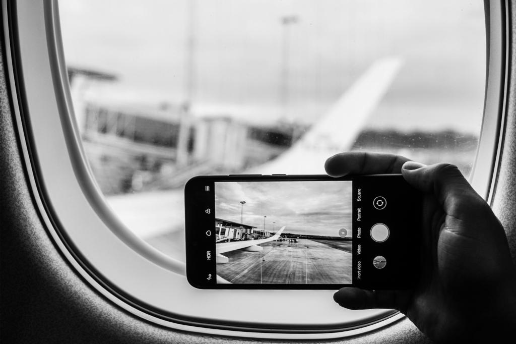 mobile kpi airline