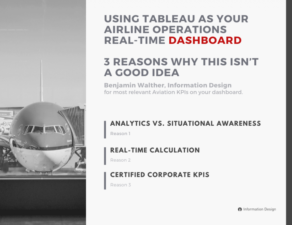 tableau airline dashboard