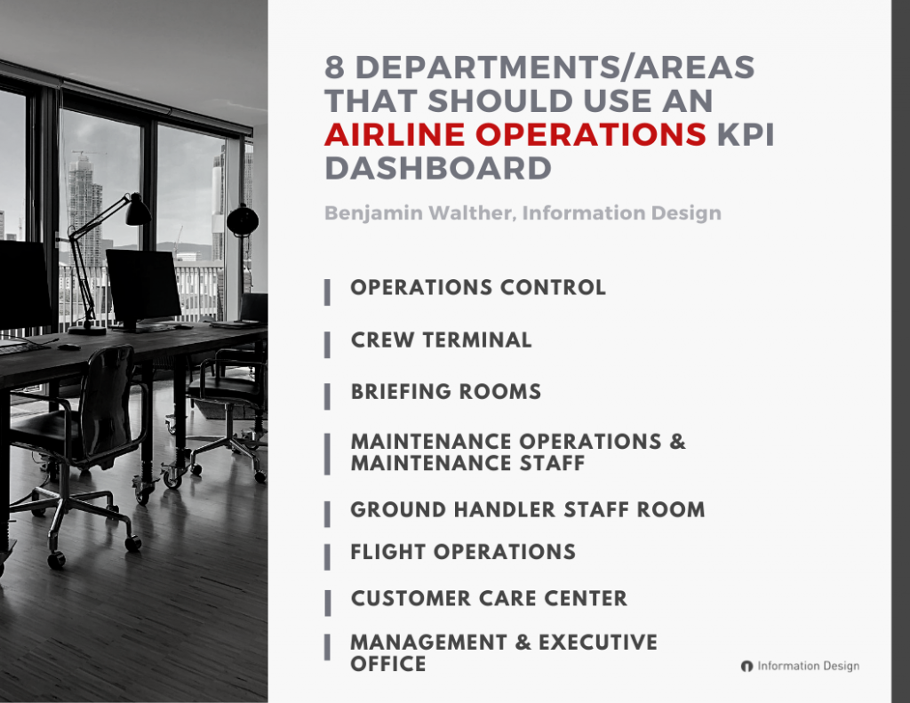 Areas Airline KPI