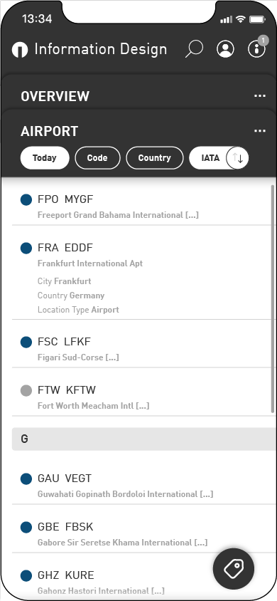 Example Master Data Managmeent App