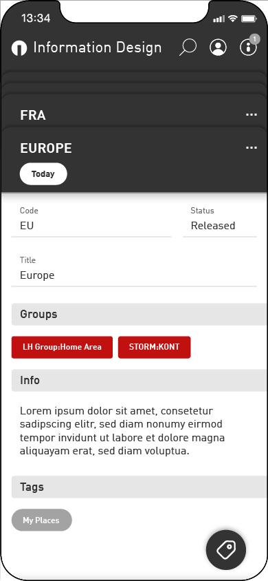 airline master data app