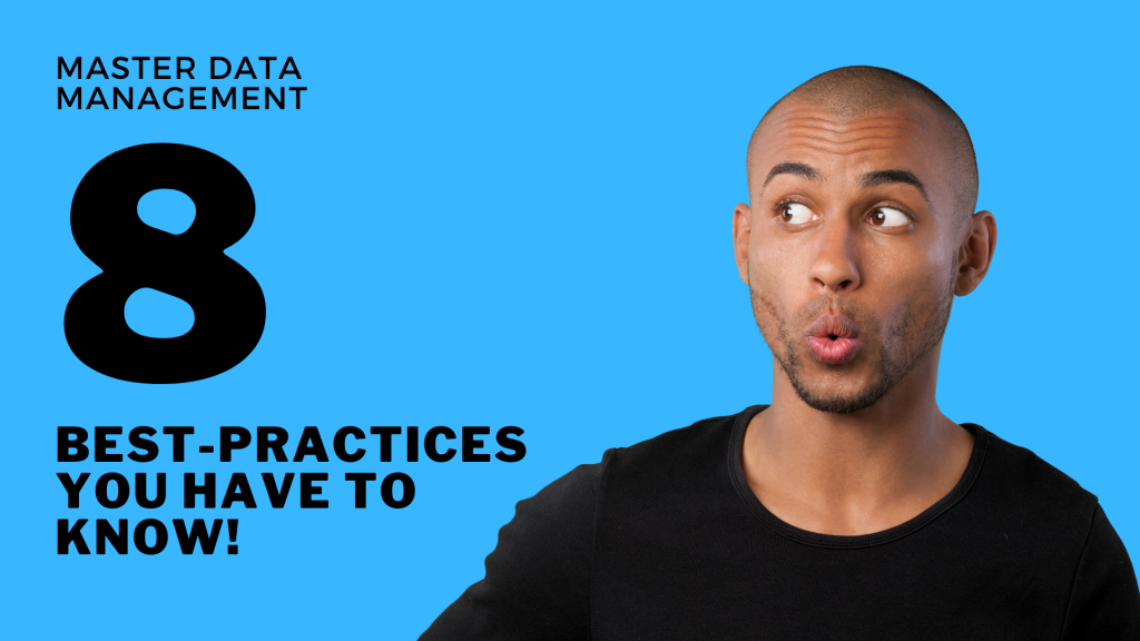 Master Data Management Best Practices