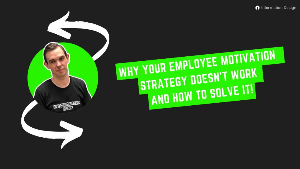 employee motivation strategy