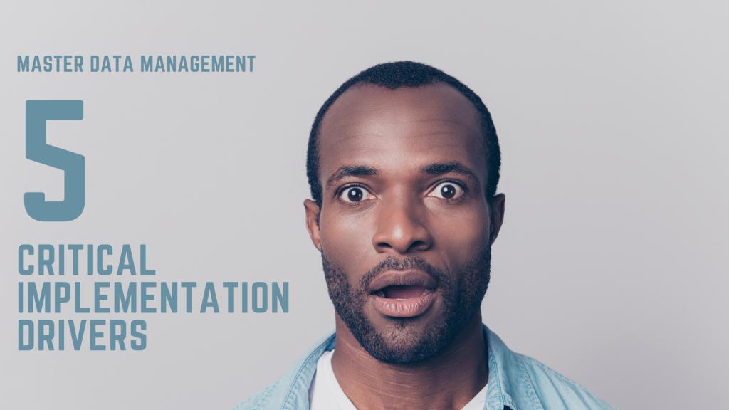 Master Data Management Tools