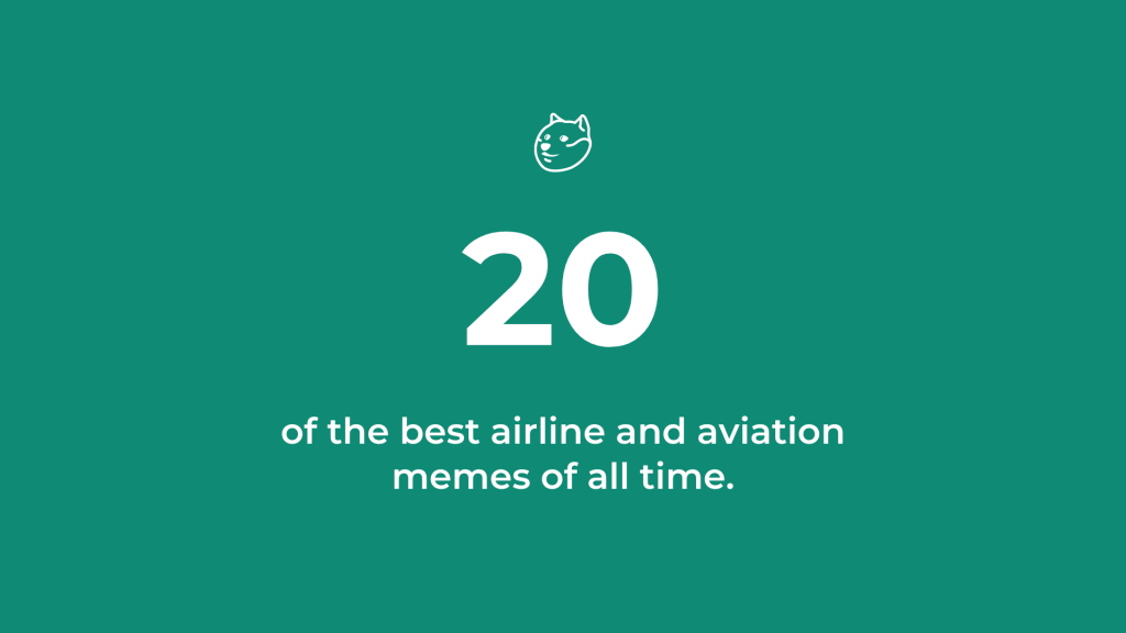 The 20 Best Aviation and Airline Memes