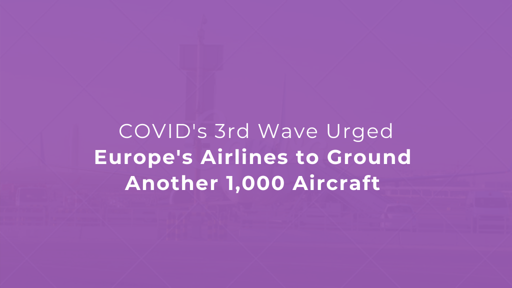 COVID 3rd Wave And Its Impact On Airlines