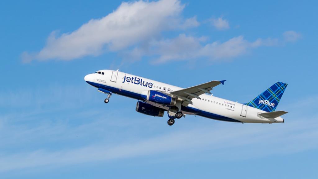 London Calling For JetBlue