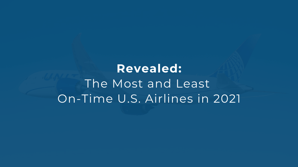 On-Time U.S. airlines