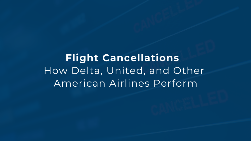 Flight Cancellations — U.S. Airlines