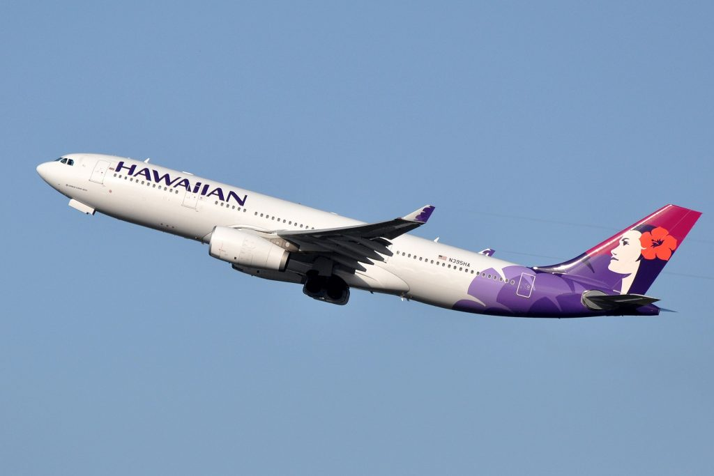 Hawaiian Airline - World's Most Reliable Airlines