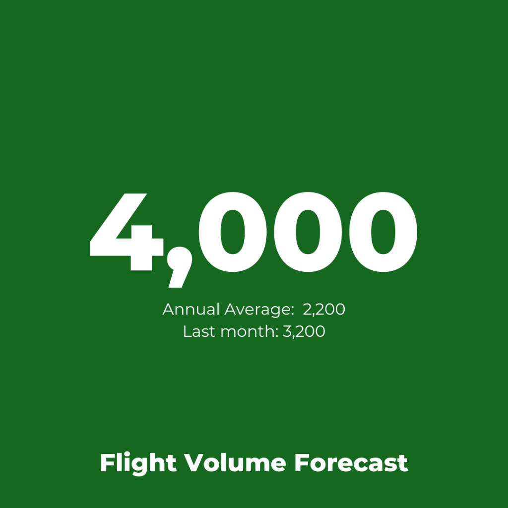 Finnair - Flight Volume Forecast