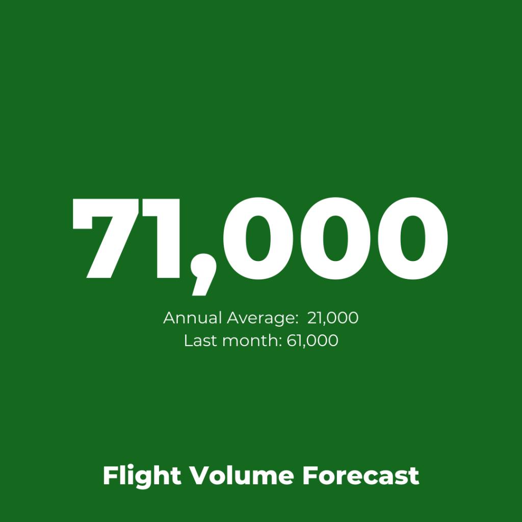 Airline Operations: Ryanair Flight Volume Forecast